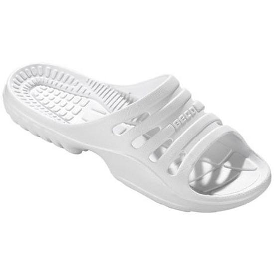 Sauna zwembad slippers wit voor dames